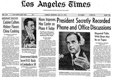 S Resignation Letter Washington Post Visuals And Articles Watergate And The Demise Of Nixon S Presidency