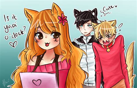 gets by pom gets wifi by hammie d on deviantart
