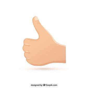 imagenes de dedo pulgar ok pouce en l air t 233 l 233 charger icons gratuitement