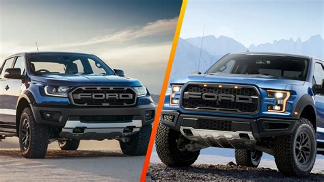 ford ranger raptor measures    real raptor updated