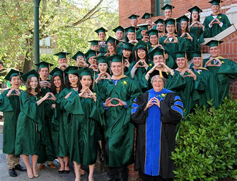 Of Oregon Mba by Master Of Accounting Lundquist College Of Business