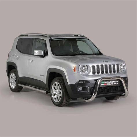 z jeep orurowanie przednie z homologacją ec jeep renegade 76mm