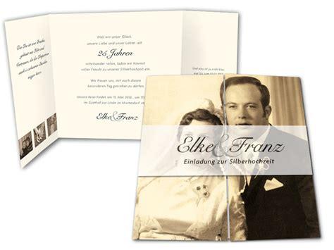 Einladungskarten Silberhochzeit by Silberhochzeit Feiern Einladungskarten Und Einladungstexte