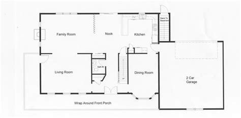 Mother In Law Home Plans by 2 Story Colonial Floor Plans Monmouth County Ocean County