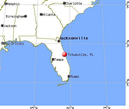 titusville, florida (fl 32780) profile: population, maps