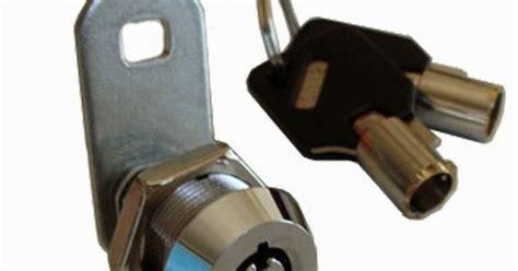 Kunci Camlock Dingdong 30mm pd gemilang semangat kunci panel engsel panel dan accesories panel lainnya