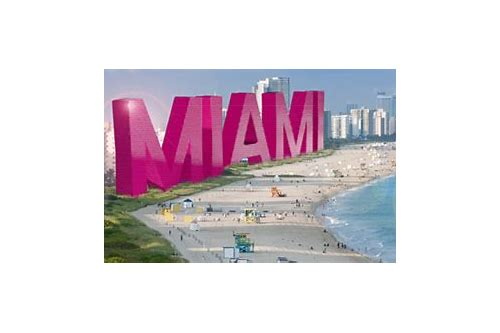 vacation package deals to miami