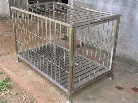 Kandang Kucing Dari Baja Ringan kandang anjing stainless jasa pembuatan bengkel las
