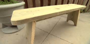 how to build a wooden bench how to build an outdoor bench today s homeowner