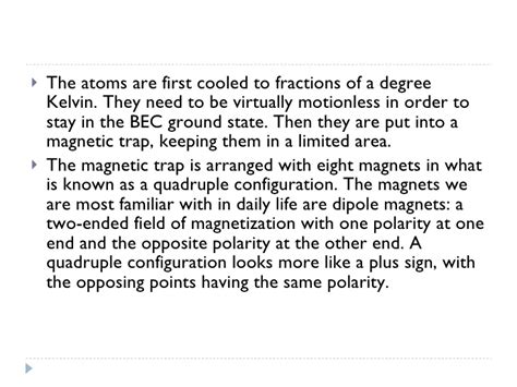 biography of bose einstein condensate the 5th state of matter bose einstein condensate