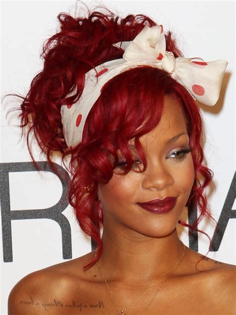 rihanna hair color rihanna reason for hair color