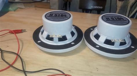 boat speakers review replacement boat speaker installation demonstration of