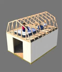 ideas  shed  loft  pinterest cabin