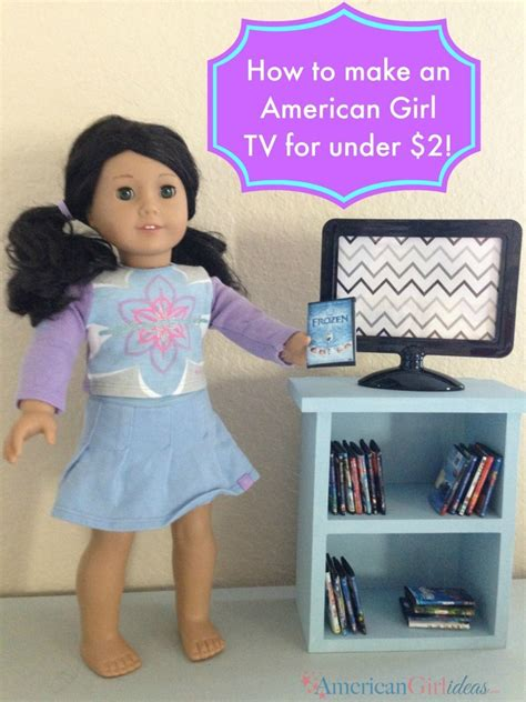 How To Make American Doll Stuff Out Of Paper - american doll tv american ideas american