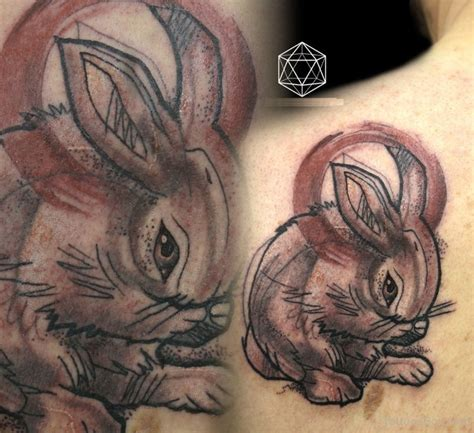 rabbit tattoo rabbit tattoos designs pictures
