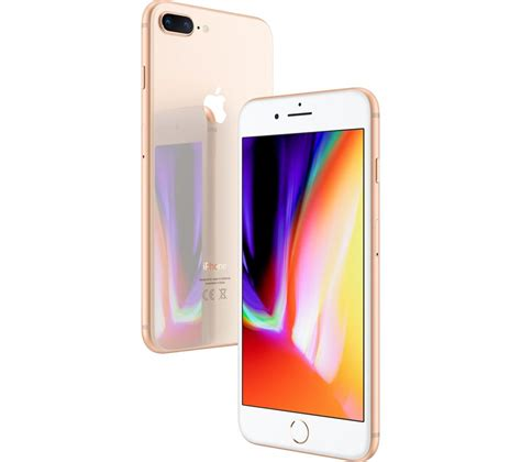 2 iphone 8 plus deals apple iphone 8 plus 256 gb gold deals pc world