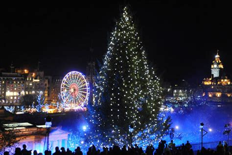 christmas in edinburgh 2013 a guide to the best events