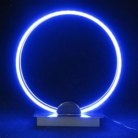 Contemporary Desk by Ring Led Mood Lamp