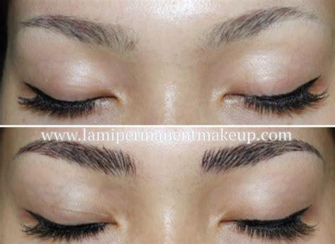 eyeliner tattoo san jose ca 6d eyebrow embroidery yelp