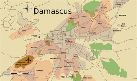 damascus on a map original file svg file nominally 1 335 215 789 pixels