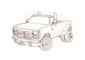dodge truck coloring pages dodge truck drawing coloring pages