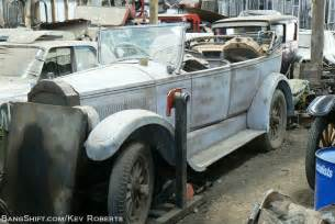 new car junkyard bangshift new zealand junkyard patina bangshift