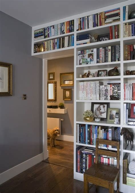 mini library ideas 15 small home libraries that make a big impact