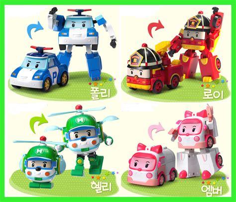 Promo Robocar Poli 6 Karakter Figure Robocar Poli Seri 1000 images about robocar poly on robots