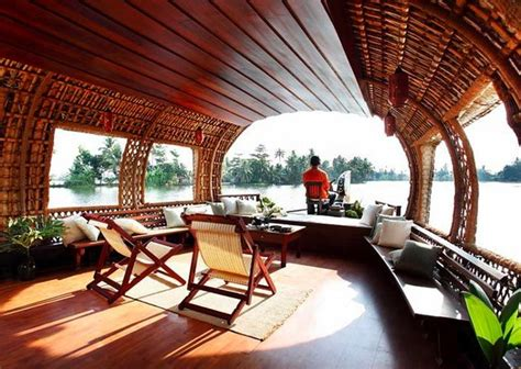 Home Interior Design Kerala Style by Beautiful House Boat In India Destinations Pinterest