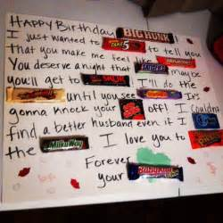 husband s birthday card candy cards pinterest