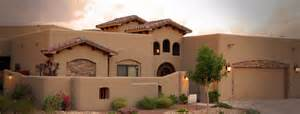 New Mexico House Enchanted Desert Homes Las Cruces Custom Home Builder
