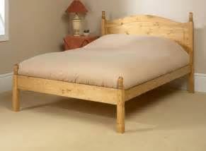 orlando low foot end bed frame
