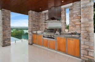 outdoor kitchen designs kitchen creations custom