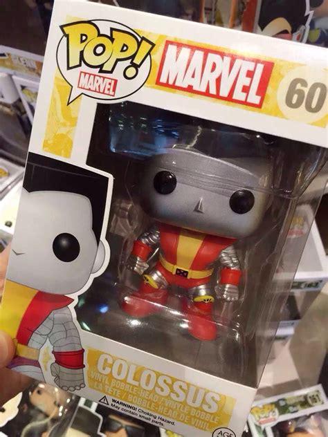 Funko Pop Marvel Xmen Colossus best sale 3 75 inch funko pop marvel classic x colossus vinyl figures figure doll