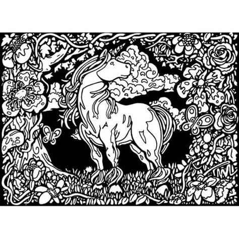 mystical unicorn coloring page unicorn fantasy myth mythical mystical legend licorne