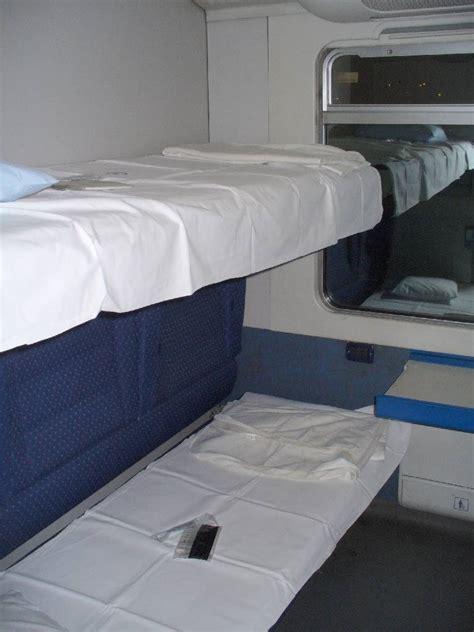 vagone letto parigi tutti in cuccetta da a messina in treno ecco cos