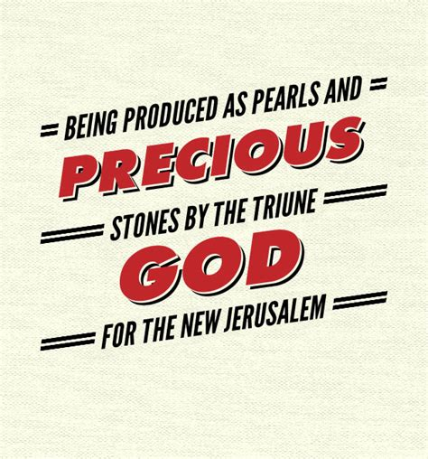 a transforming vision knowing and loving the triune god books we are being produced as pearls and precious stones