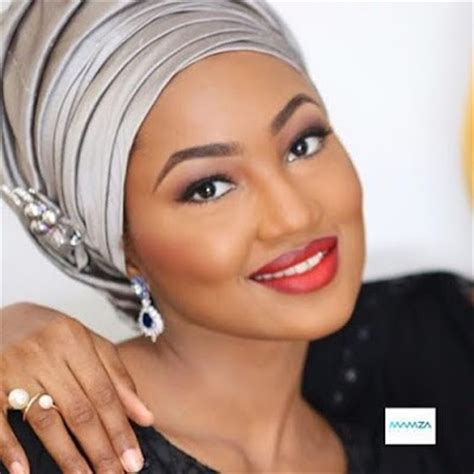 biography of zahra muhammad buhari beautiful photos of zahra buhari and her sister halima