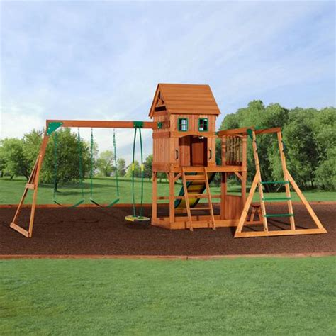 backyard discovery montpelier swing set backyard discovery montpelier swing set walmart canada