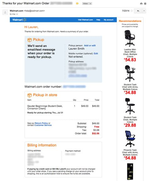 7 Order Confirmation Emails That Will Skyrocket Ecommerce Sales Bluestout Pre Order Email Template