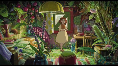 hayao miyazaki full biography 69 the secret world of arrietty hd wallpapers background