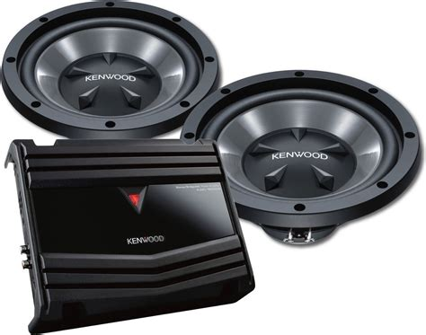 Jual Audio by Kenwood Bass Package Joe S Stereo