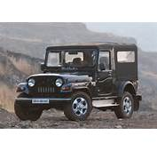 Mahindra Thar Updated Tech Bags Volvo Maintenance Deal