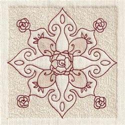 redwork oriental flora 1 embroidery design redwork floral block embroidery designs machine