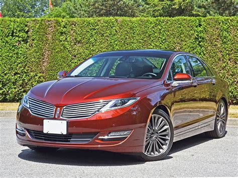lincoln mkz hybrid 2015 2015 lincoln mkz hybrid road test review carcostcanada