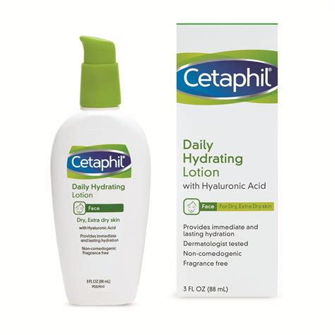 m lotion daily hydration cetaphil daily hydrating lotion with