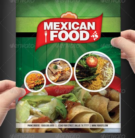 mexican food menu template best photos of mexican restaurant menu template mexican