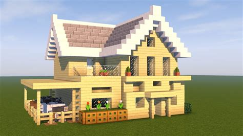 epic minecraft houses minecraft tutorial how to build a epic house youtube