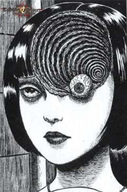 junji ito uzumaki gizter tshirtslayer tshirt and battlejacket gallery