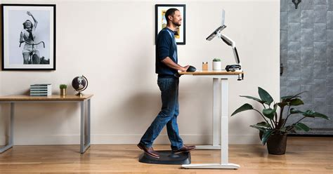 standing desk pad topo by ergodriven not flat standing desk anti fatigue mat
